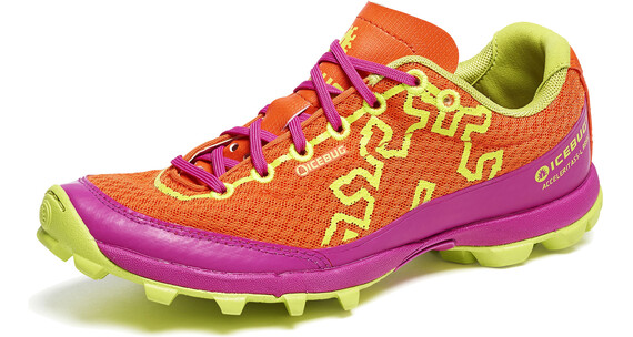 Icebug W's Acceleritas5-L RB9X Shoes Sunset/Tulip
